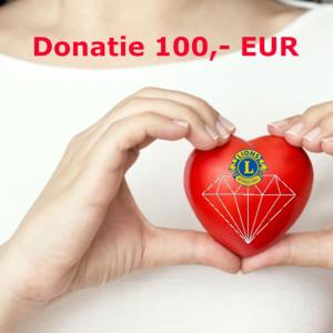 LCAD donatie 100 eur