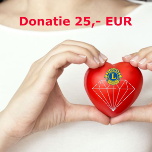 LCAD donatie 25 eur